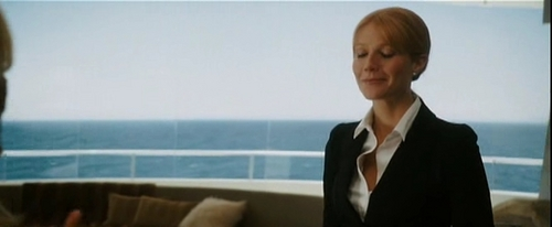 Iron Man Screencaps - gwyneth-paltrow Screencap