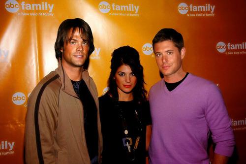 Jared, Jensen & Genevieve