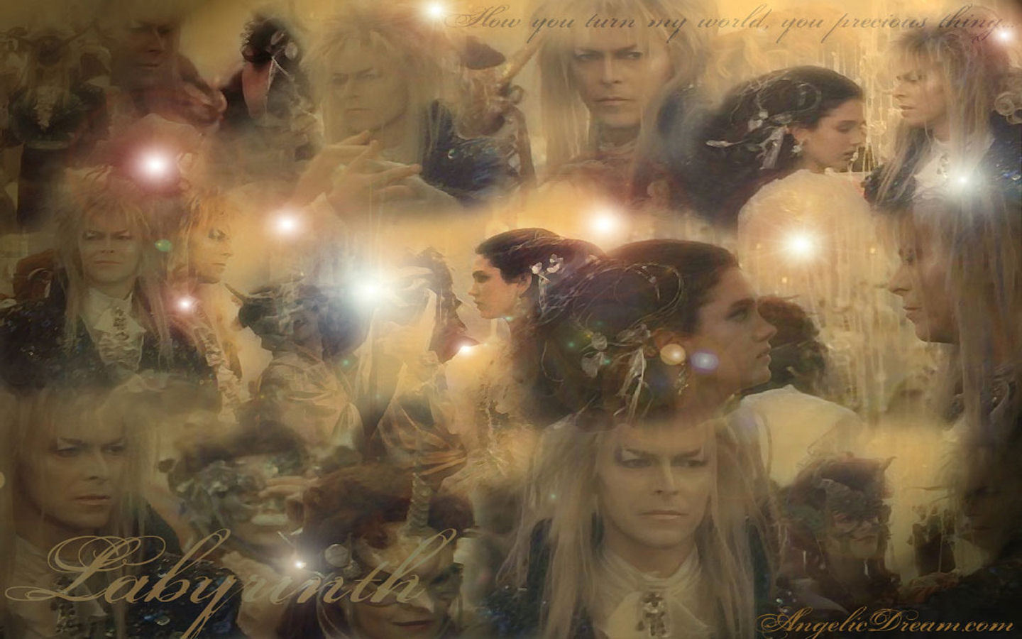 labyrinth wallpaper jareth - photo #3