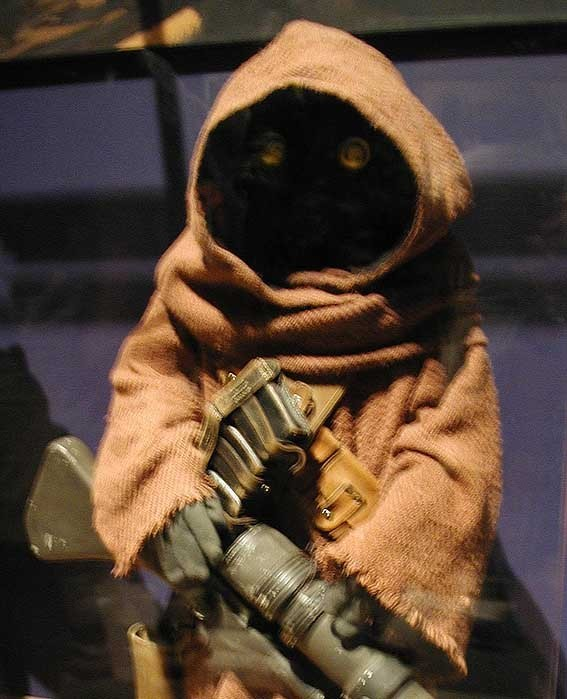 Star Wars creatures images Jawa wallpaper and background ... Jabba The Hutt