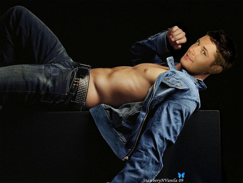 jensen ackles hot. Jensen Manips