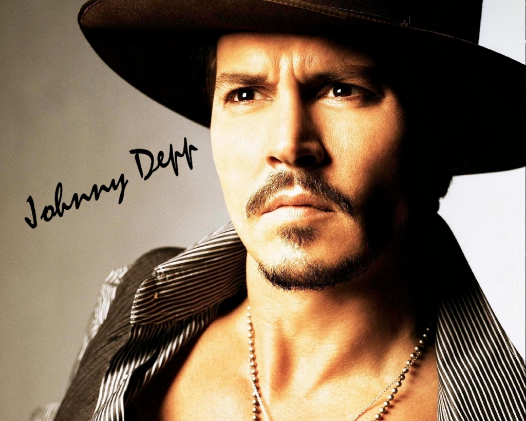 johny depp