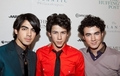 Jonas Brothers The Huffington Post Pre-Inaugural Ball in Washington