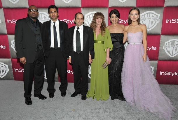 Kal @ The Golden Globes