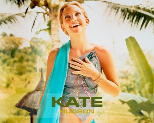 Kate Hudson karatasi la kupamba ukuta probably containing a portrait called Kate