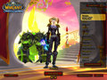 Kozette and Her Elite Pet Slimer - world-of-warcraft photo