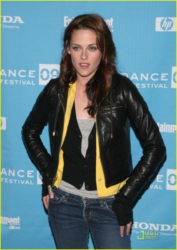 Kristen @  2009 Sundance Film Festival