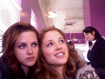 Kristen - Sundance MTV Photobooth