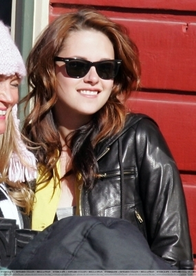 Kristen @ Sundance