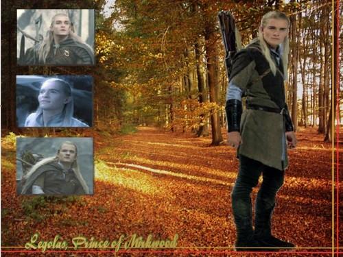 Legolas_prince of Mirkwood