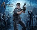 Leon Scott Kennedy - leon-kennedy wallpaper