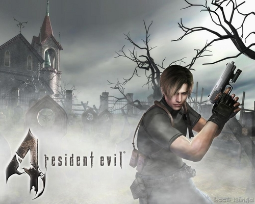 Leon Kennedy 바탕화면 with a 라이플 총병, 라이플 맨, 라이플 총 병 called Leon Scott Kennedy