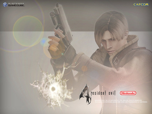 Leon Kennedy fondo de pantalla possibly with a sign called Leon Scott Kennedy