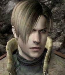 Leon Kennedy wallpaper possibly containing a green beret and a portrait entitled Leon Scott Kennedy