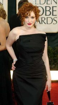 Mad Men @ The Golden Globe Awards 2009