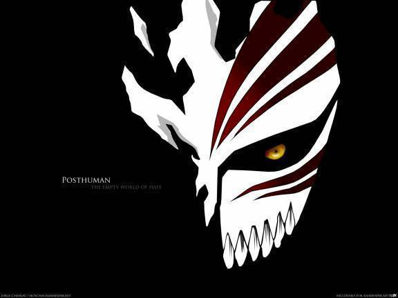Bleach: Mask - Wallpaper Actress