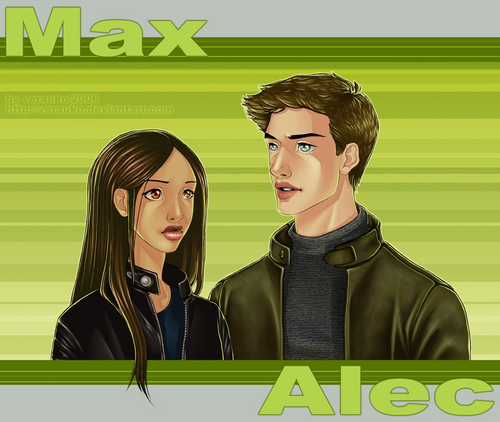 Max and Alec Fanart door Verauko