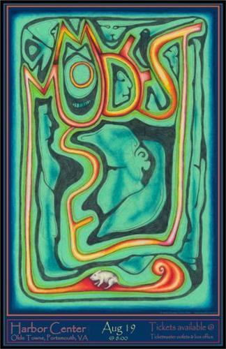 Musica wallpaper called Modest topo, mouse Posters