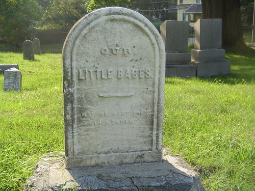 Mount Hope Cemetery Grave