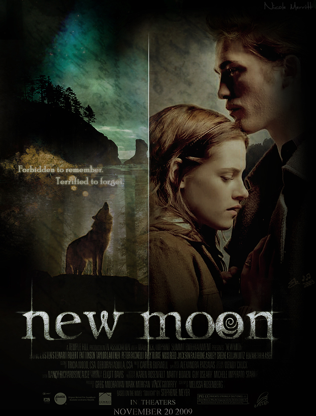 Twilight Sequel: New Moon