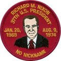 Nixon patch - richard-nixon fan art