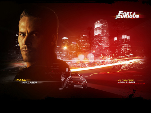 Paul Walker wallpaper with a business district called Paul