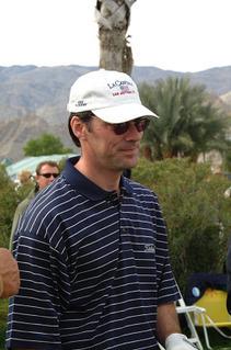Playing golf 2