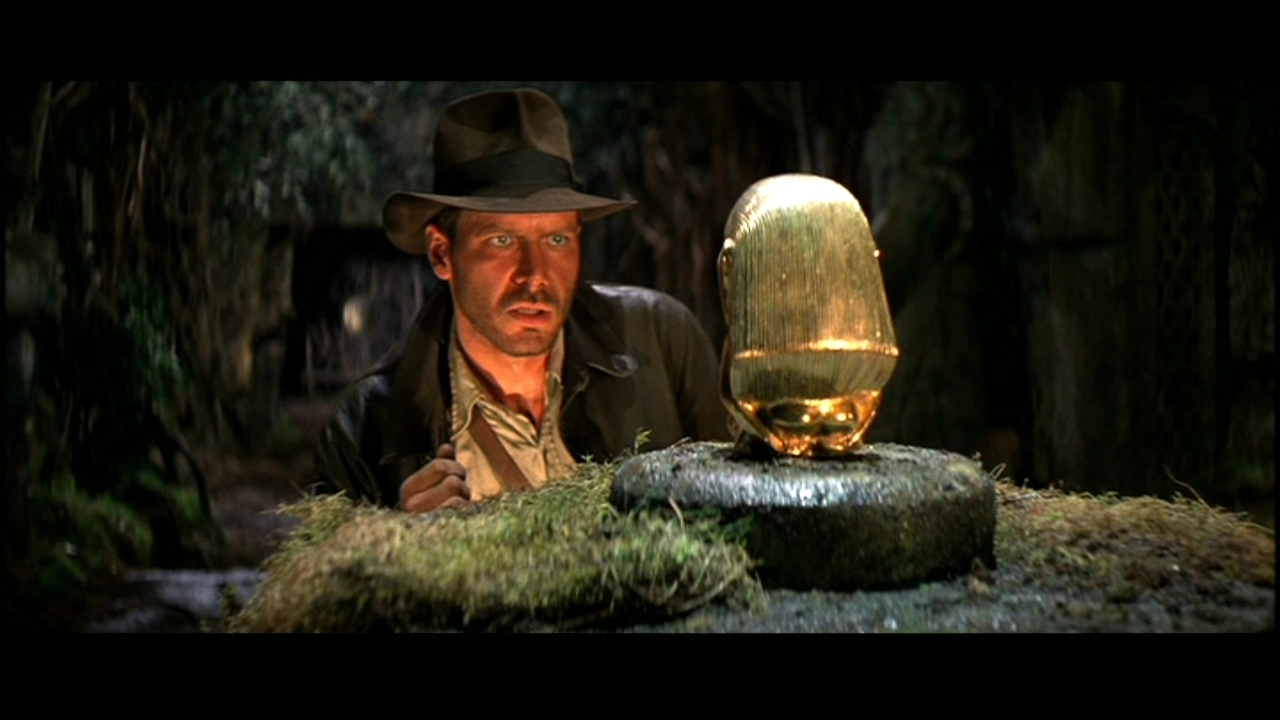 indiana jones raiders of the lost ark essay In honor of the 30th anniversary of raiders of the lost ark, emmy-winning writer  and producer damon lindelof, in a guest essay for hero complex,  indiana  jones is surprised by a cobra in the forbidding well of souls in a.