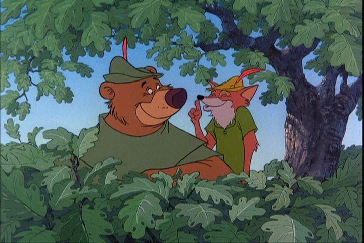 Walt Disney S Robin Hood Images Robin Hood Hd Wallpaper And