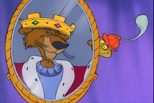 Robin Hood Walt Disney