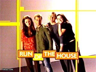 Run Of The House Cast