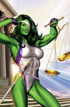 She Hulk - wonder-woman Photo