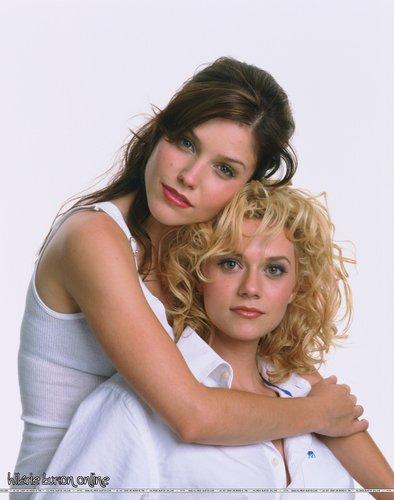Sophia and Hilarie OTH promo