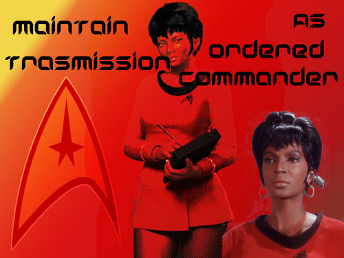 stella, star Trek TOS wallpaper