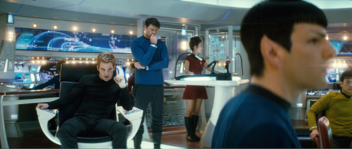 Star Trek  - star-trek-2009 Screencap