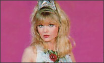 Grease 2 wallpaper with a portrait entitled Stephanie Zinone