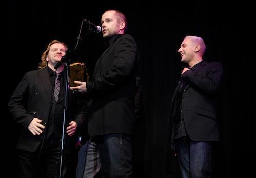 Tartan Clef موسیقی Awards 2008