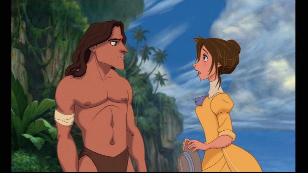 Tarzan walt disney s tarzan image 3605373 fanpop