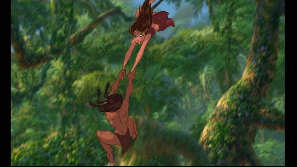 Tarzan Movies Disney Tarzan Walt Disneys Tarzan