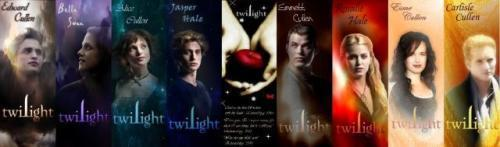 The Cullens वॉलपेपर titled The Cullens