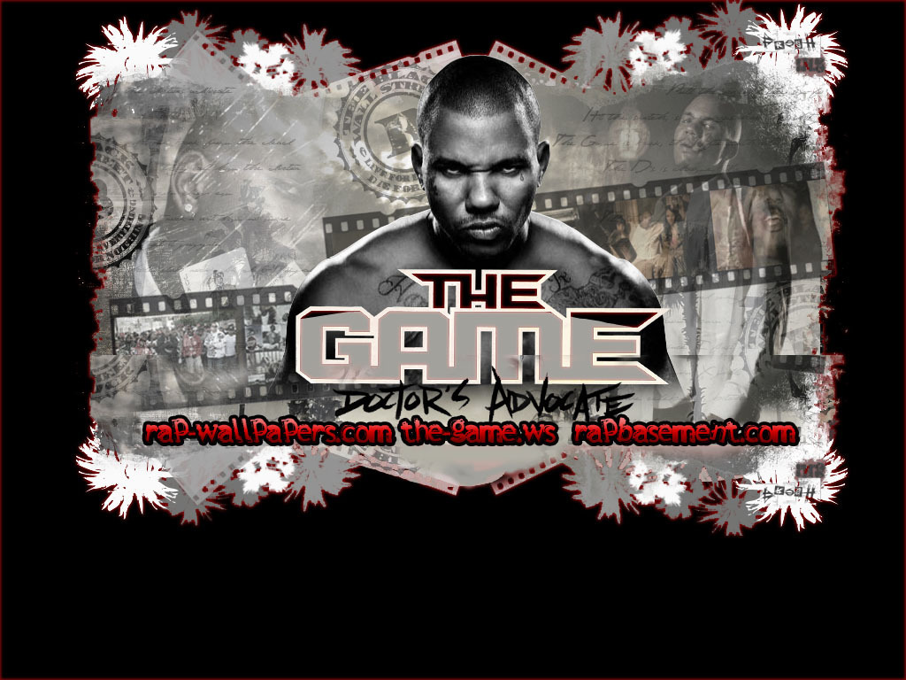 The Game Rapper Images The Game Hd Wallpaper And Background Photos