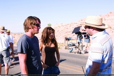 The Hitcher- On The Set