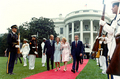 The Nixons and the Fords - richard-nixon photo