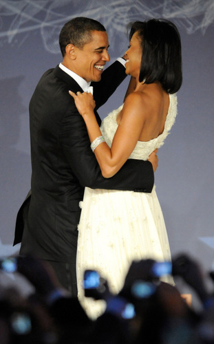 The Obamas' First Dance