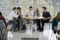 The cullens at school - twilight-series photo