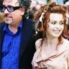 Helena Bonham Carter/Tim Burton photo with a portrait titled Tim & Helena