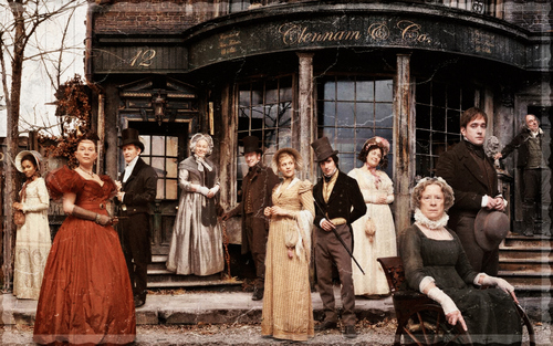 Little Dorrit wallpaper entitled WPClenhams2widescreen