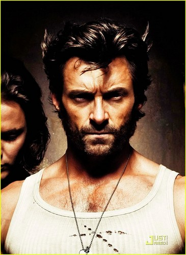 Upcoming Movies wallpaper possibly containing a portrait called X-Men Origins: Wolverine - New Promo Pic!