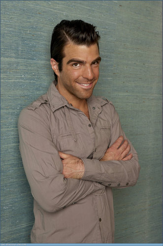 Zachary Quinto wallpaper entitled Zach