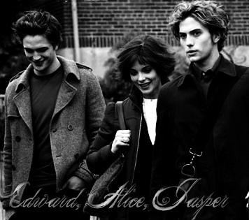alice, edward, jasper